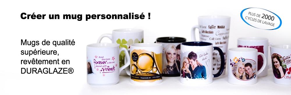 Créer un mug photo personnalisé !