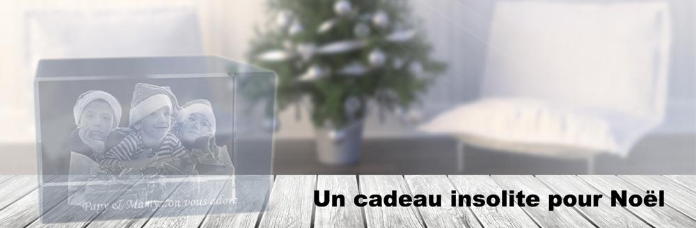 Offrez un cadeau insolite pour Noël !